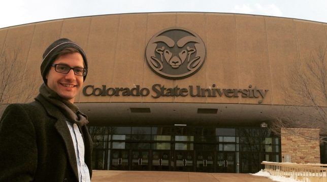 at Colorado State University