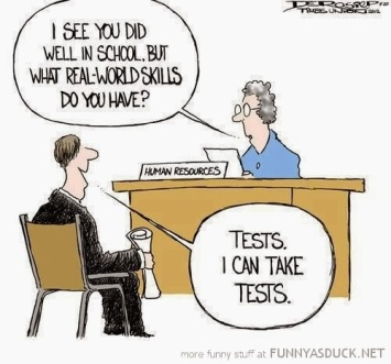 funny-student-job-interview-real-world-skills-i-can-do-tests-comic-pics